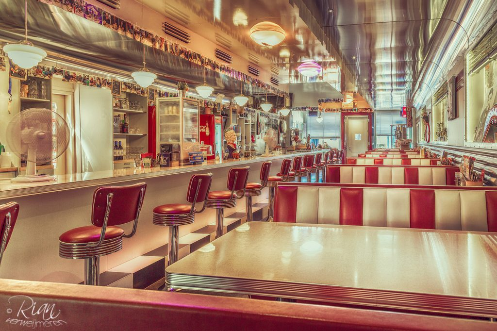 Tom's Diner Roosendaal